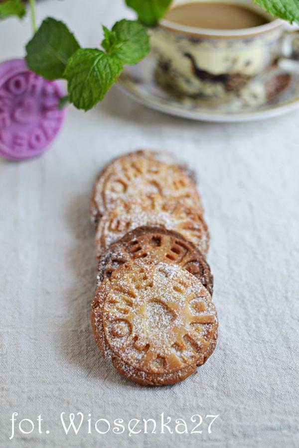 Ciastka waniliowe