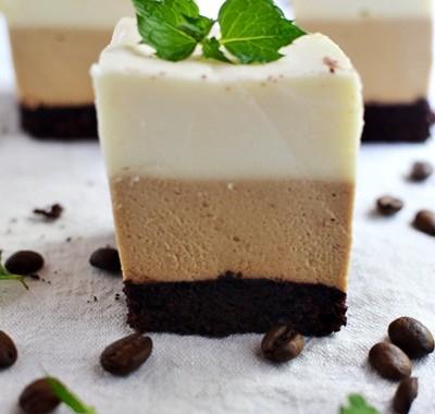 Ciasto kawowe z białą czekoladą
