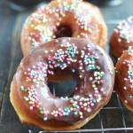 Amerykańskie doughnuts