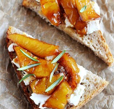 Karmelizowany ananas