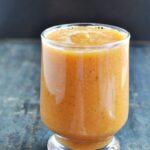 Koktajl marchewkowy z pomarańczą