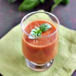 Koktajl pomidorowy z selerem