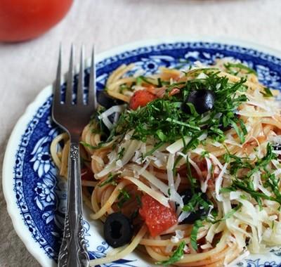 Spaghetti 7 smaków