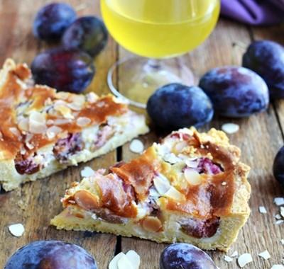 Tarta z likierem cytrynowym