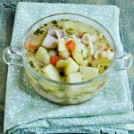 Zupa wielowarzywna z kurczakiem