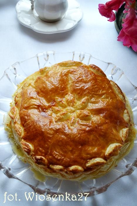 Galette des roi czyli ciasto na Trzech Króli
